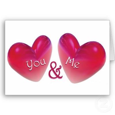 Corazones romanticos tu y yo