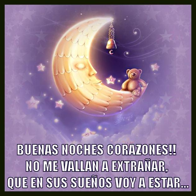 Buenas noches corazones