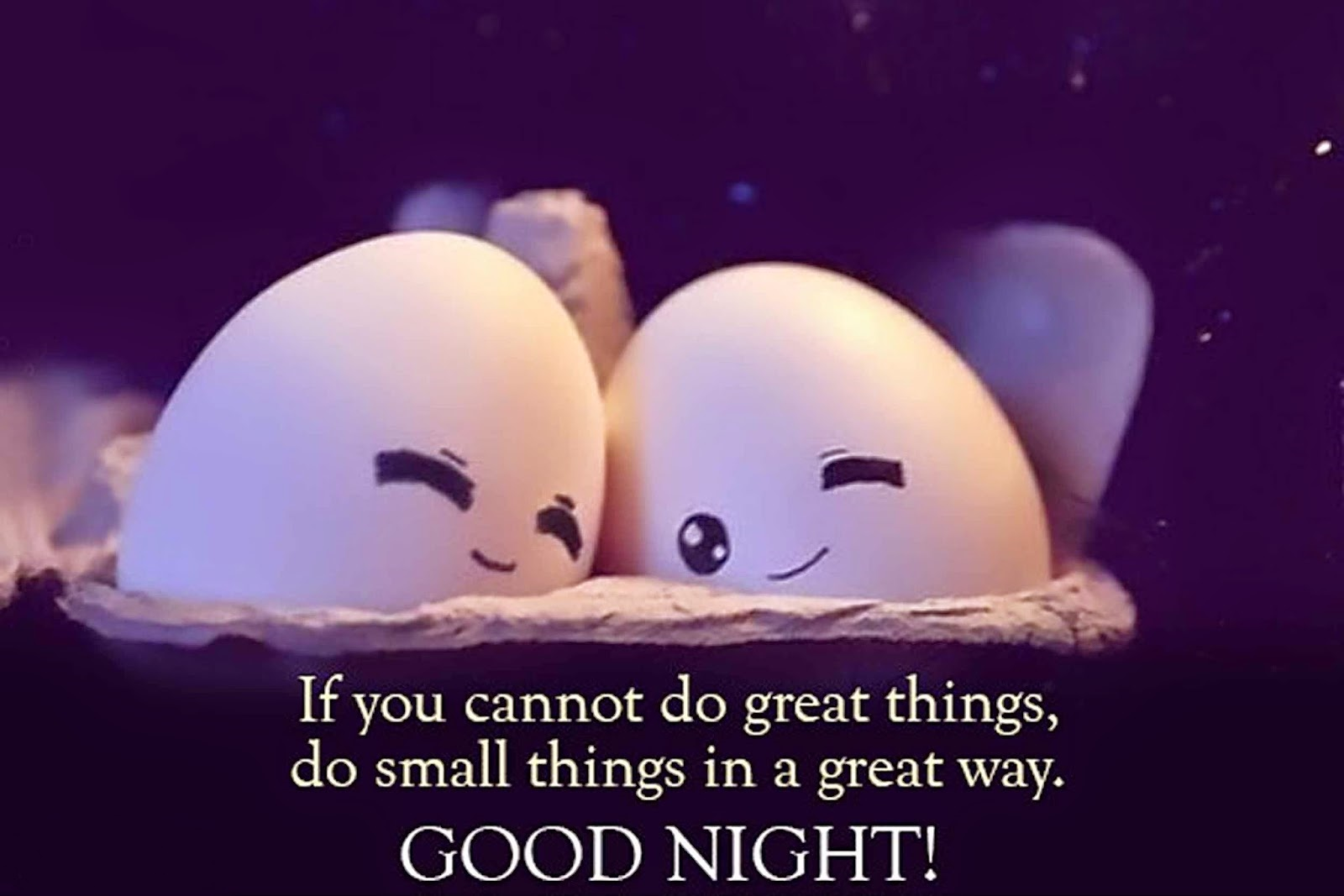 Frase de Buenas noches en Ingles