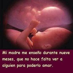 Frase de bebe en el vientre