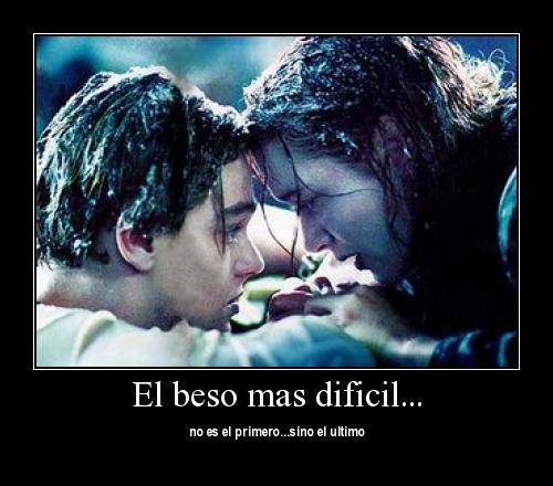 El ultimo beso