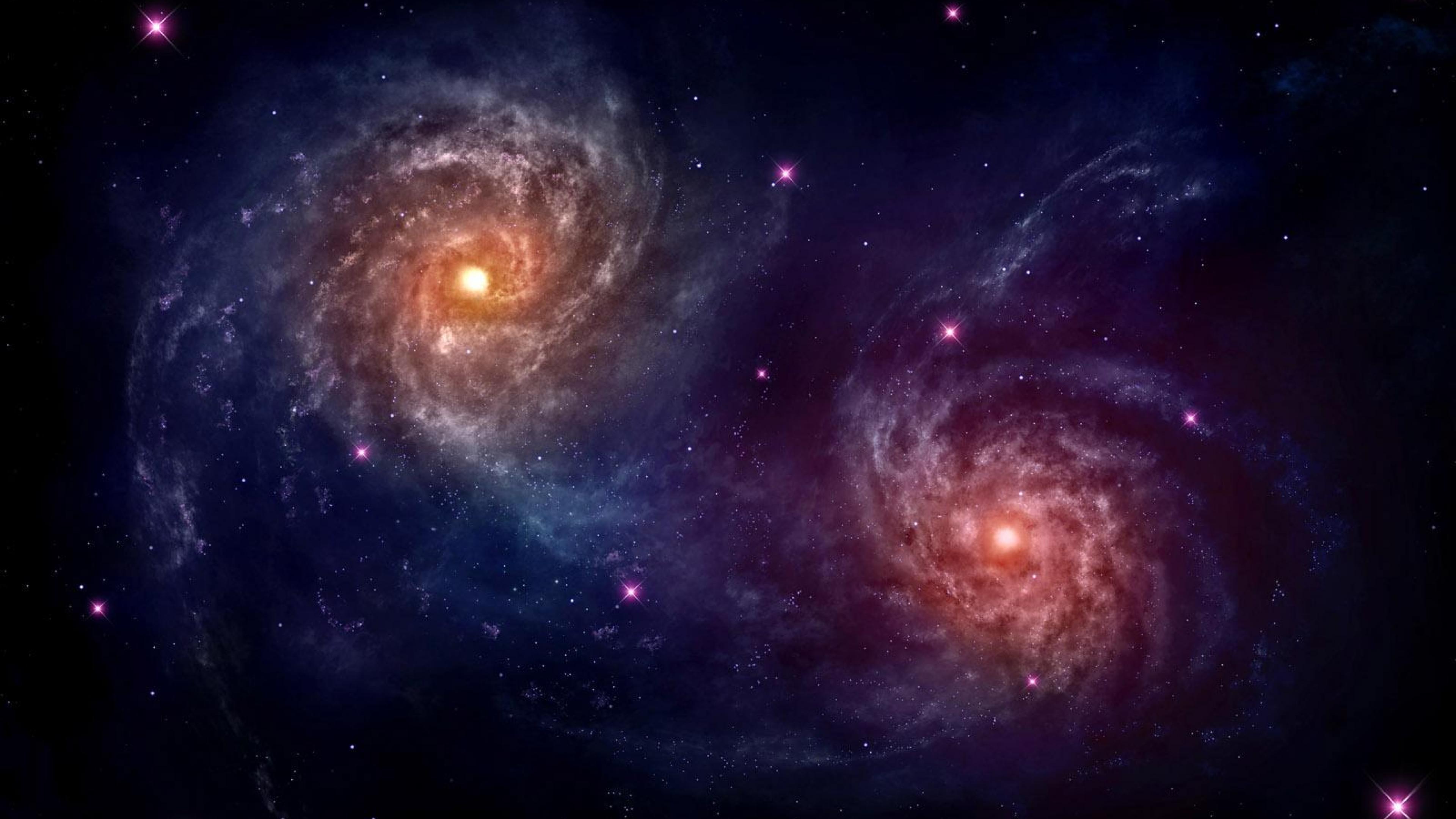 Galaxia de ciencia ficcion
