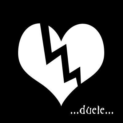 Frase Duele corazón roto