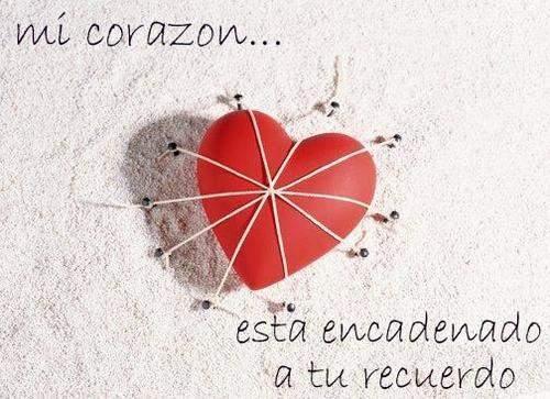 Recuerda mi corazon