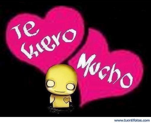 Corazón te quiero mucho