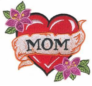 Corazon día de las madres