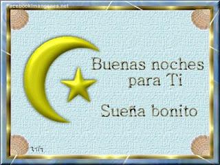 Buenas noches para ti