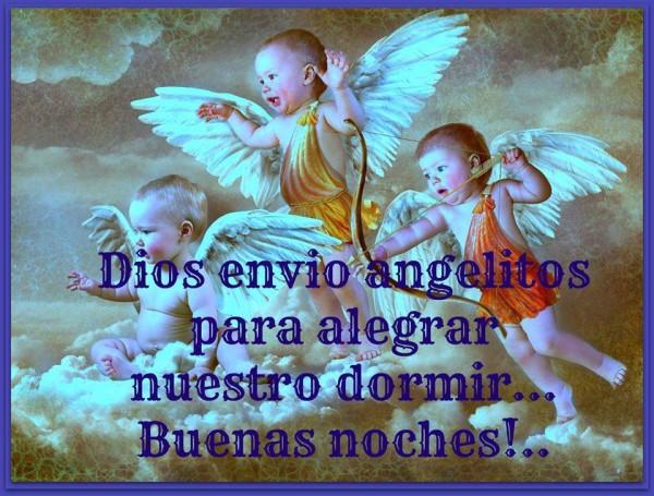 Buenas noches con angeles