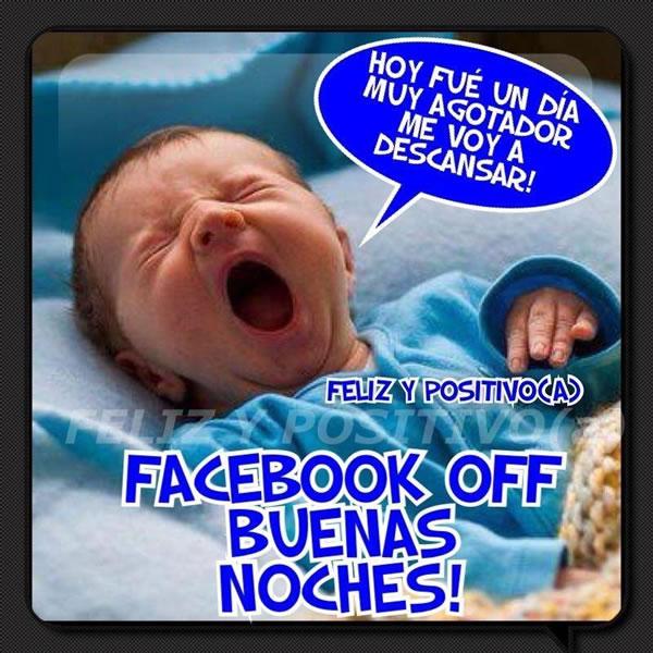 Buenas Noches facebook
