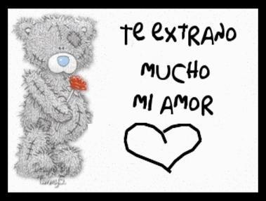 20 Imagenes De Te Extrano Con Frases Te Echo De Menos