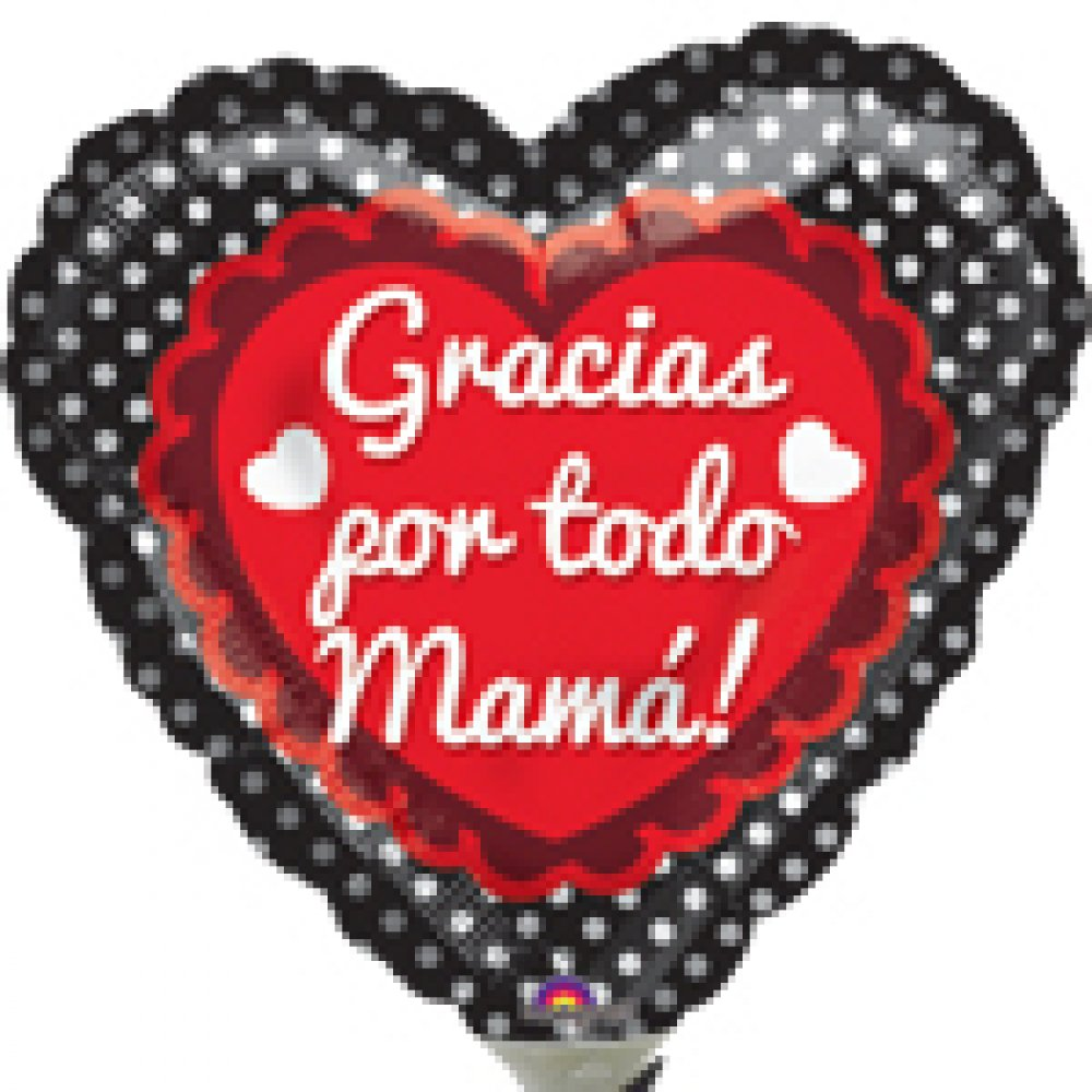 Gracias por todo mama