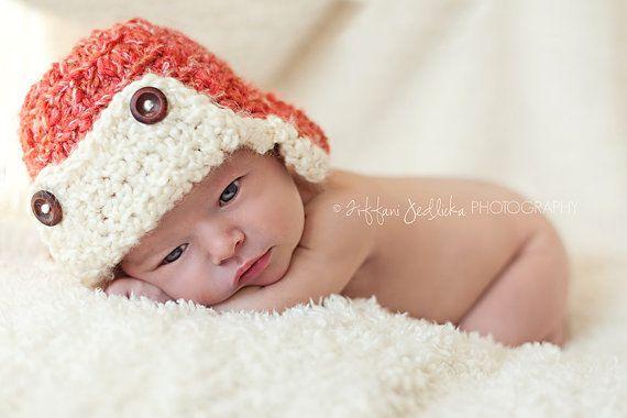 Lindo bebe recién nacido