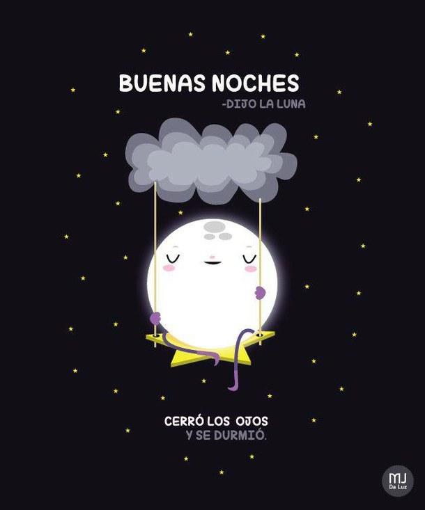 Tarjetas de Buena Noche