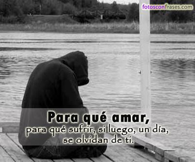 20 Imagenes De Tristeza Y Desilucion Por Amor Y La Vida