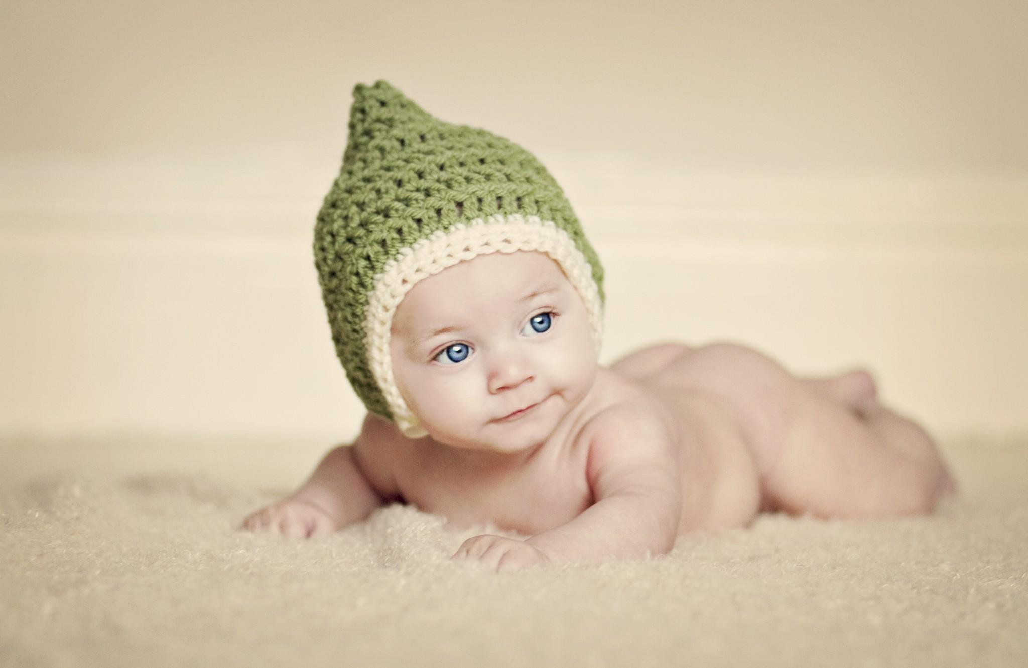 Tierno Bebe recién nacido