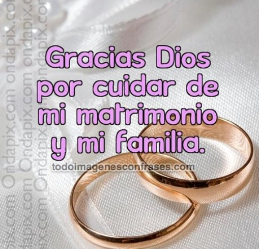 Agradecido a dios por mi familia