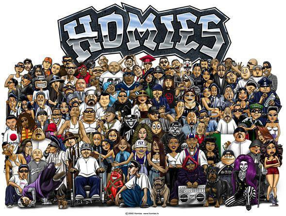 wallpaper de homies cholos